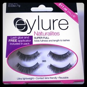 Eylure Naturalites Super Full Lashes NEW